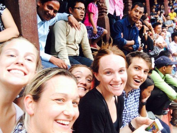 Review Charly Davies Volunteer Kathmandu Nepal Pre Med Pre Nurse 2