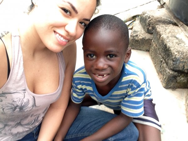 Review Gina Montesdeoca Volunteer Volta Region Ghana Orphanage Child Care 3
