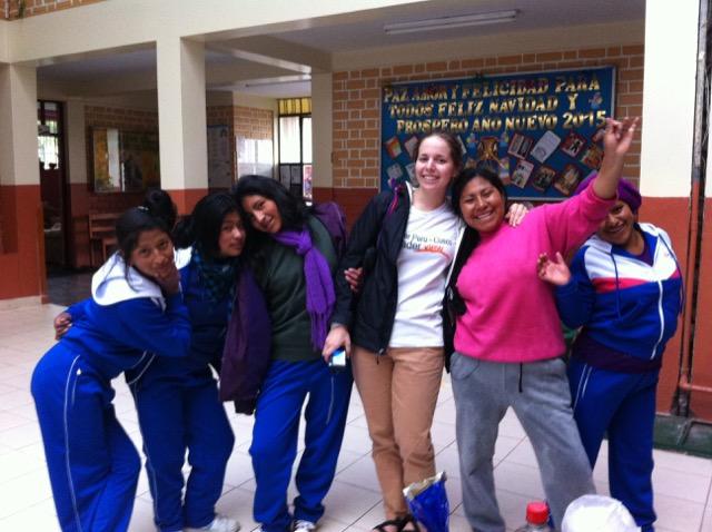 Review Grace Nicole Perry Volunteer Cusco Peru 01