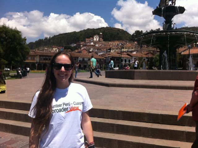 Review Grace Nicole Perry Volunteer Cusco Peru 02