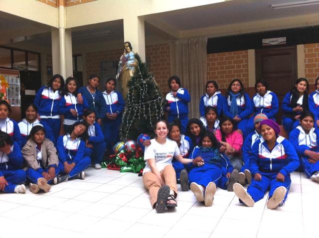 Review Grace Nicole Perry Volunteer Cusco Peru 03