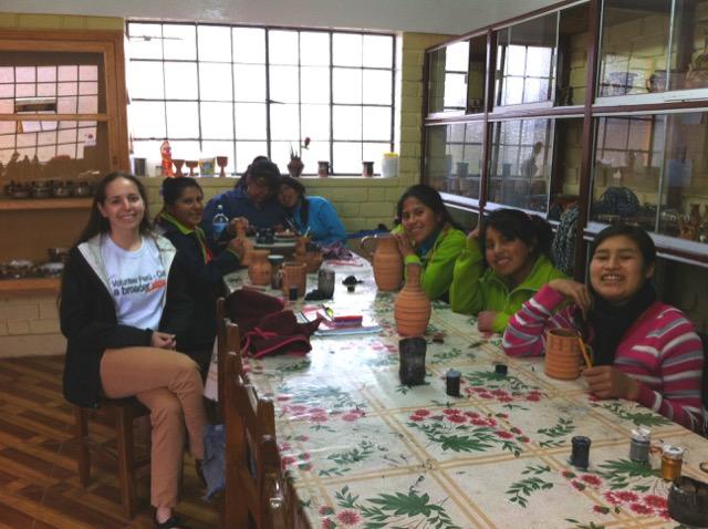 Review Grace Nicole Perry Volunteer Cusco Peru 04