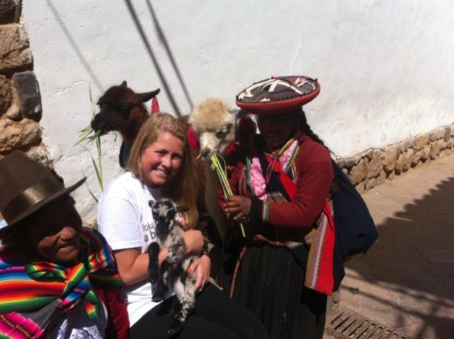 Review Kaitlin Himle Volunteer Cusco Peru 02