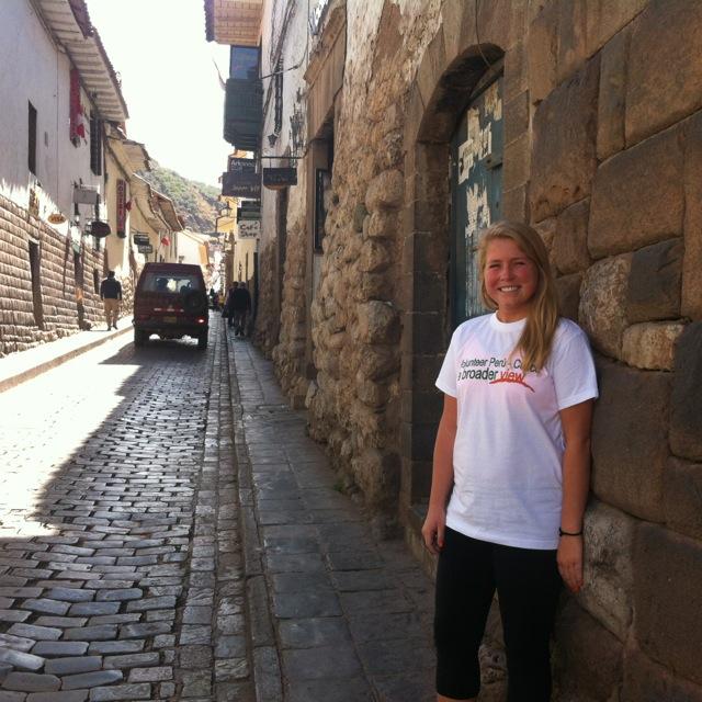 Review Kaitlin Himle Volunteer Cusco Peru 03