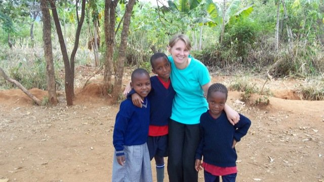Review Kaitlyn Volunteer in Kirithani, Kenya