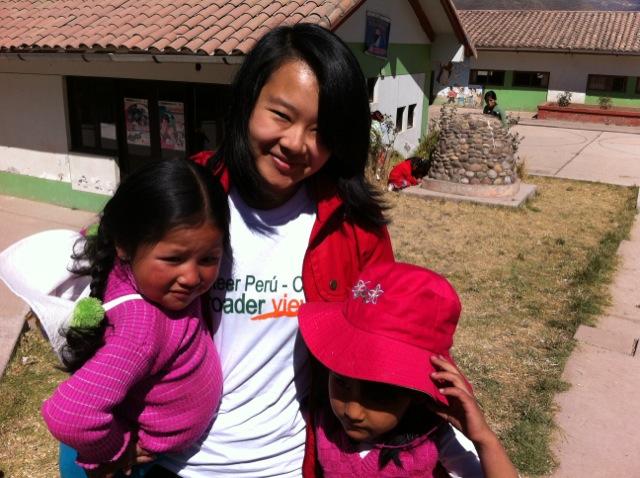 Review Kimberly Winardy Volunteer In Cusco Peru 01