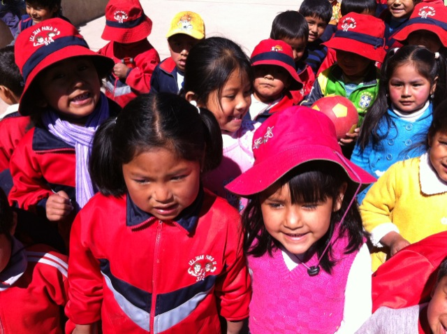 Review Kimberly Winardy Volunteer In Cusco Peru 02