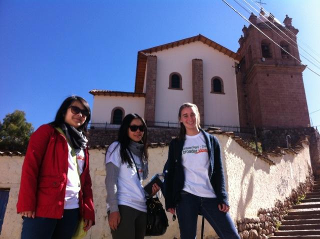 Review Kimberly Winardy Volunteer In Cusco Peru 04