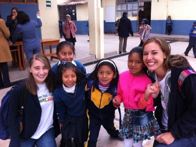 Review Kristen Farris Volunteer Cusco Peru 01