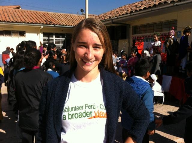 Review Kristen Farris Volunteer Cusco Peru 02