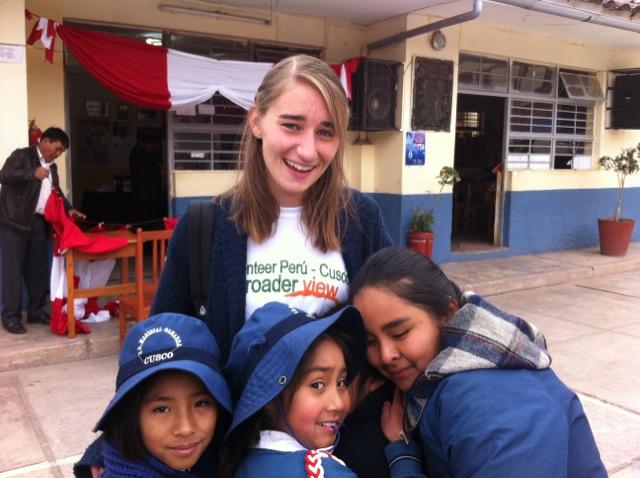 Review Kristen Farris Volunteer Cusco Peru 03