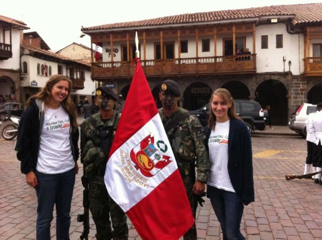 Review Kristen Farris Volunteer Cusco Peru 04
