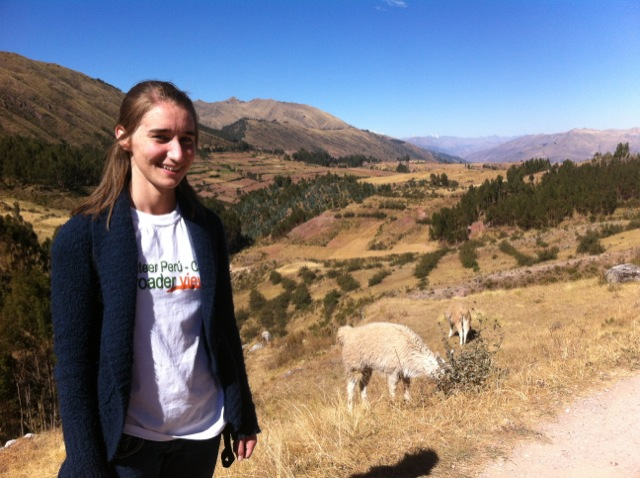 Review Kristen Farris Volunteer Cusco Peru 05