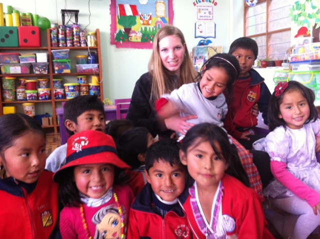 Review Kristina Volunteer in Cusco, Peru
