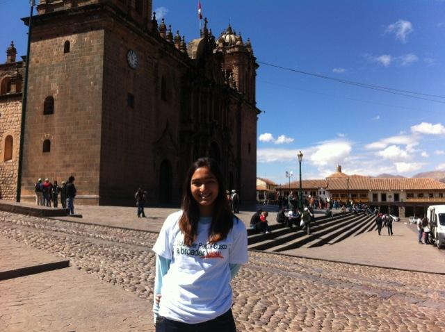 Review Neha Jain Volunteer Cusco Peru 01