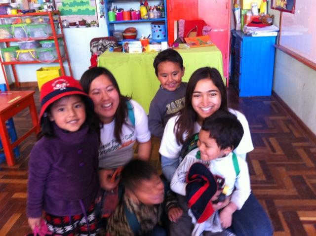 Review Neha Jain Volunteer Cusco Peru 02