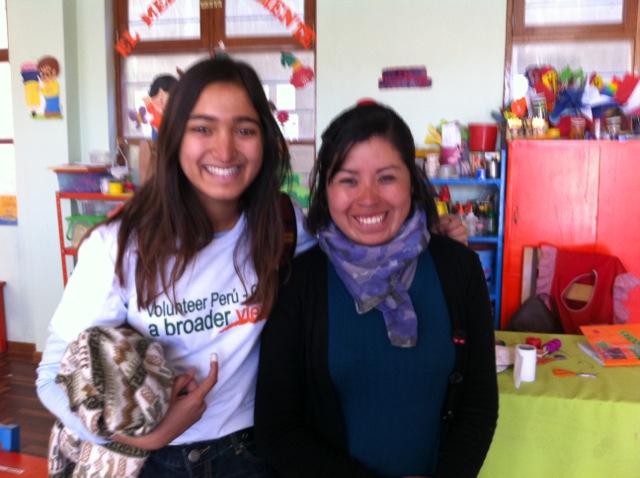 Review Neha Jain Volunteer Cusco Peru 03