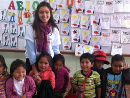 Review Neha Jain Volunteer in Cusco, Peru