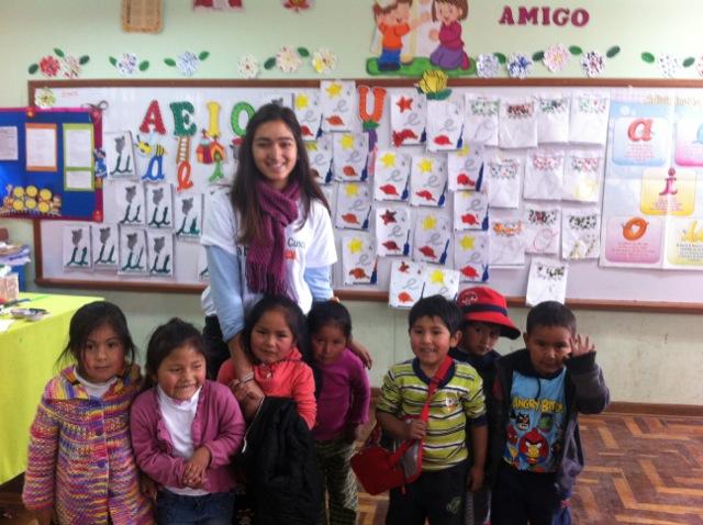 Review Neha Jain Volunteer Cusco Peru 04