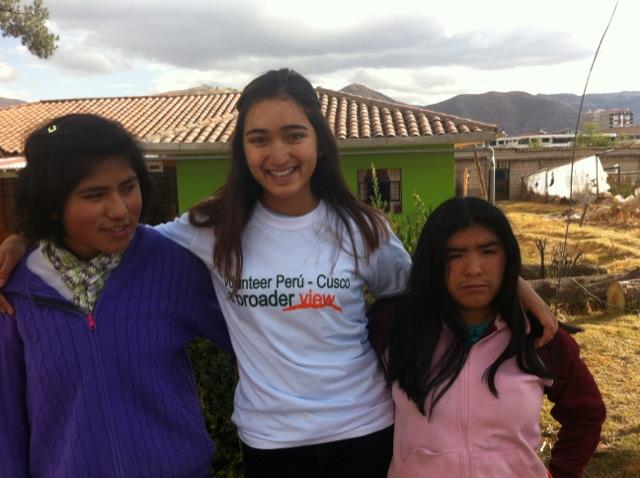 Review Neha Jain Volunteer Cusco Peru 05