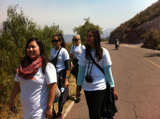 Review Neha Jain Volunteer Cusco Peru 06