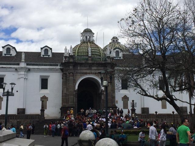 Review Rebecca Sarac Volunteer Quito Ecuador 01