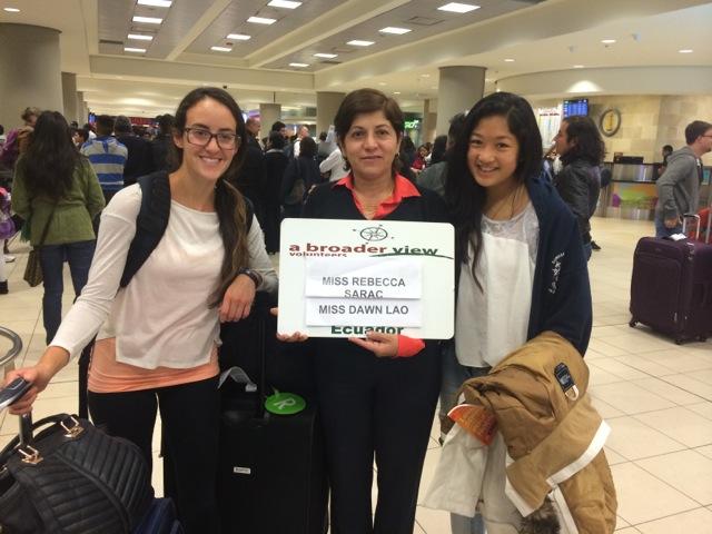 Review Rebecca Sarac Volunteer Quito Ecuador 04