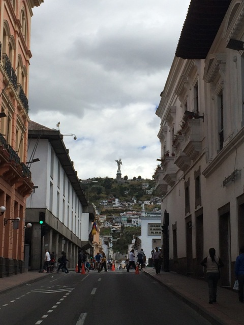 Review Rebecca Sarac Volunteer Quito Ecuador 05
