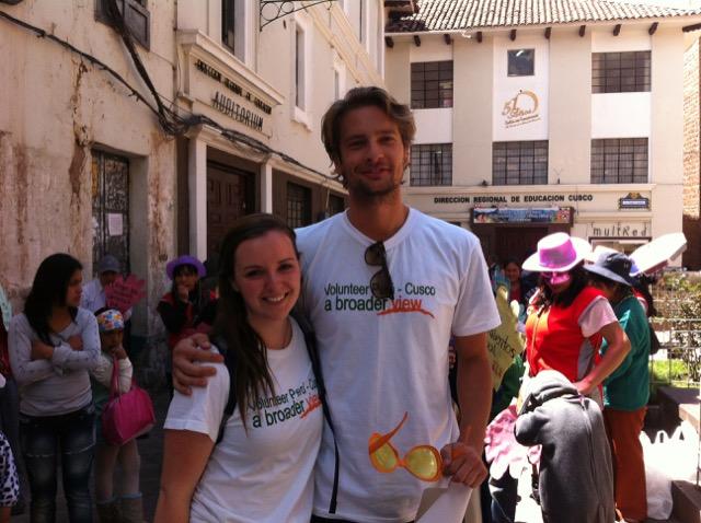 Review Sarah O Brien Volunteer In Cusco Peru 02