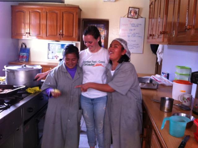 Review Sarah O Brien Volunteer In Cusco Peru 03