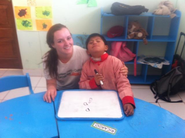 Review Sarah O Brien Volunteer In Cusco Peru 04