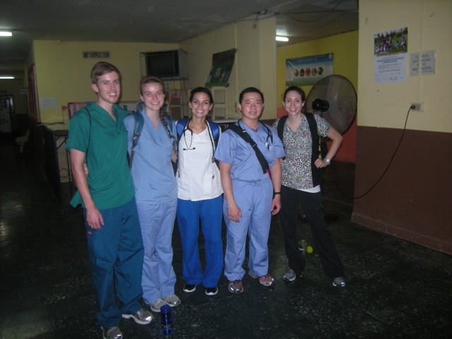 Review Tho Vu Volunteer La Ceiba Honduras 03