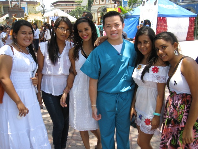 Review Tho Vu Volunteer La Ceiba Honduras 05