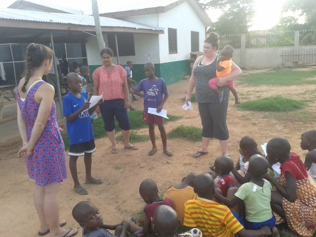 Review Trinity Smyth Volunteer Volta Region Ghana 01