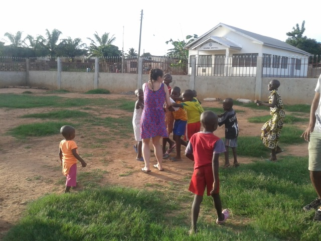 Review Trinity Smyth Volunteer Volta Region Ghana 02
