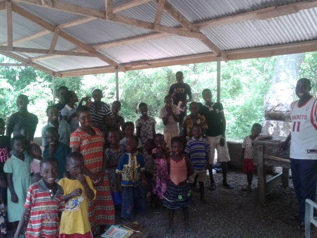 Review Trinity Smyth Volunteer Volta Region Ghana 03
