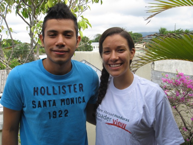 Reviews Cristina Diaz Volunteer In La Ceiba Honduras 06