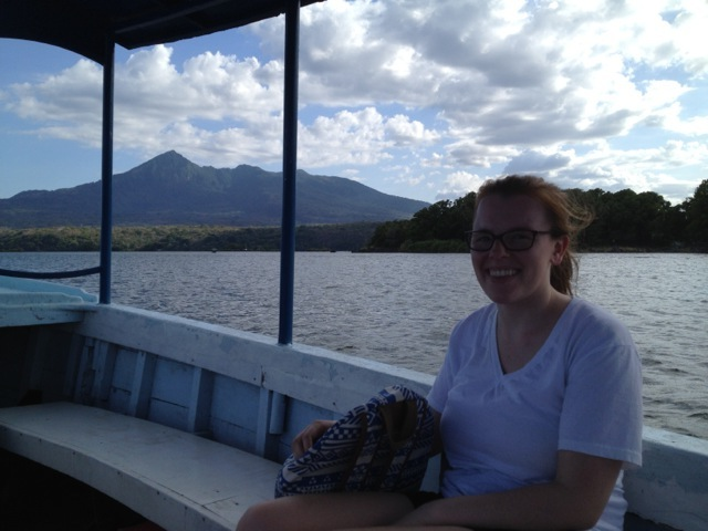 Sally Volunteer In Managua Nicaragua 011