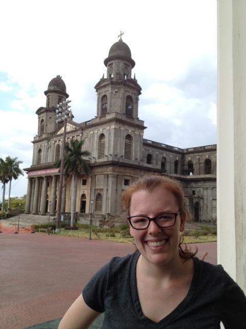 Sally Volunteer In Managua Nicaragua 03(1)