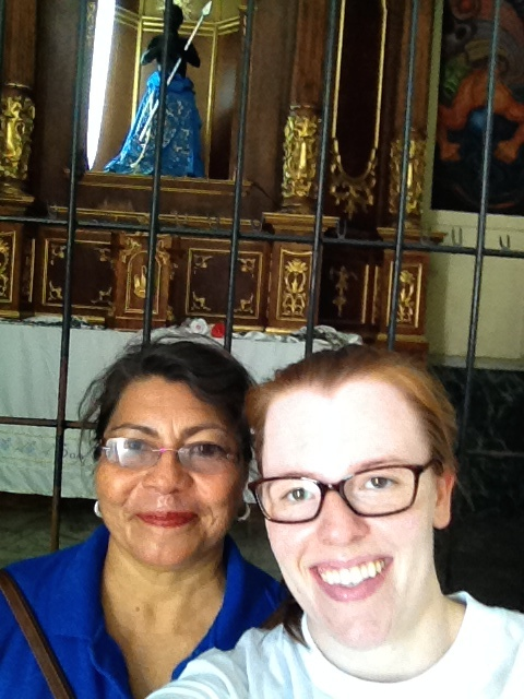 Sally Volunteer In Managua Nicaragua 04(1)