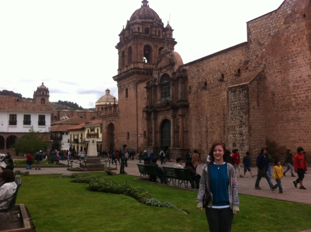 Shaina Volunteer Cusco Peru 04