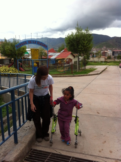 Shaina Volunteer Cusco Peru 05