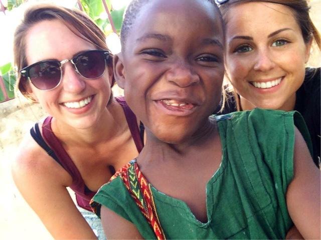 Stephanie Volunteer Kpando Ghana 02