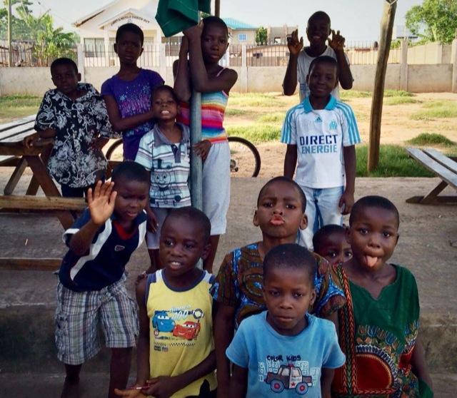 Stephanie Volunteer Kpando Ghana 05