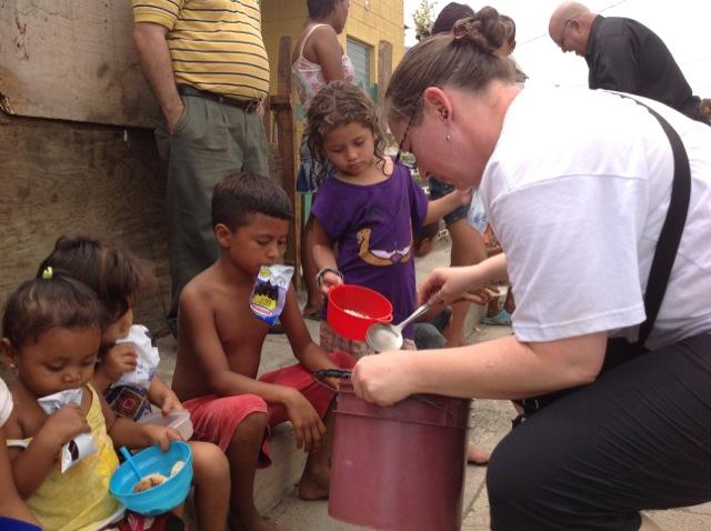 Volunteer in Managua Nicaragua