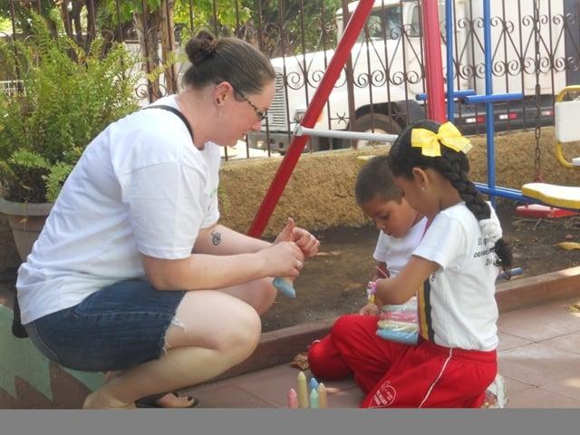 Summer Volunteer Managua Nicaragua 03