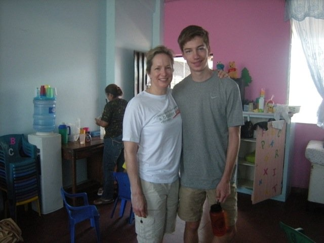 Thomas Volunteers in Honduras