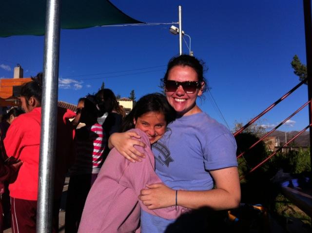 Victoria Volunteer Cusco Peru 02