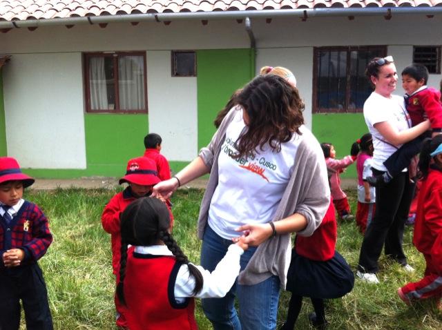 Victoria Volunteer Cusco Peru 03