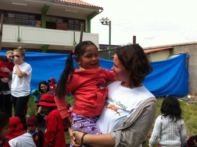 Victoria Volunteer Cusco Peru 04